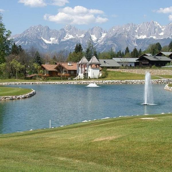 Logo Golfclub Kitzbühel Kaps - NEU bei OMG!