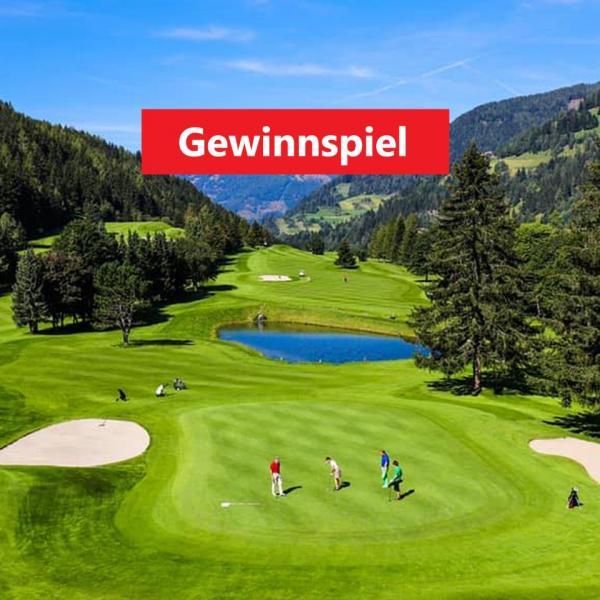 Logo Greenfee-Gutscheine und Gutscheinhefte gewinnen