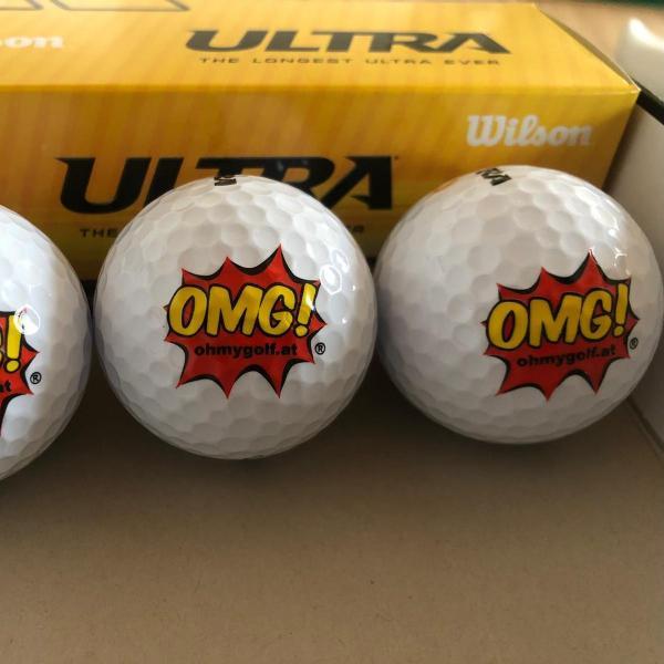 Logo Empfehle uns weiter & erhalte Golfbälle als Danke!!